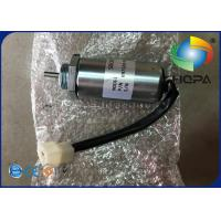 Buy cheap 897329-5680 EX40U 4LE1 Stopped Excavator Solenoid Valve 12 Volt Copper Plastic from Wholesalers