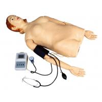 Buy cheap Female Half - Body Palpation Simulator with Blood Pressure Measurement for School , Hospital from Wholesalers