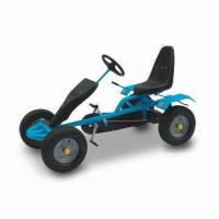China Go Kart with Pb-free/UV-resistant Powder Coating and Durable Steel Fender factory