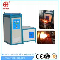 Quality electric metal automatic hot forging furnace induction heating machine wholesale
