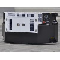 Buy cheap Clip On Type Reefer Container Diesel Genset Diesel Engine Truck Carrier Genset 25kva from Wholesalers