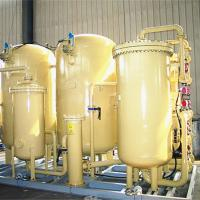 Quality 90-95% Purity Psa Oxygen Plant Small Footprint With 0.1-0.4Mpa Pressure Adjustable for sale