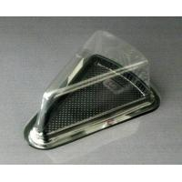 Buy cheap Triangle mousse tray with lid from Wholesalers