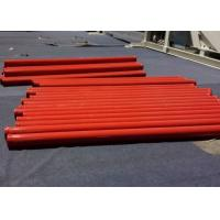 Quality Placing boom use heat treatment Hardened pipe Concrete delivery pipe, arm pipe wholesale