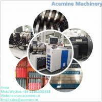 China plastic pvc wave roofing tile production line factory