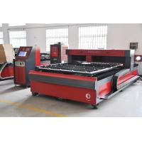 China Open Type Brass Laser Cutting Machine Low Noise 0.2mm - 8mm Cutting Thickness on sale