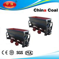 Buy cheap Mining Rail Car MDC3.3-6 Bottom Dump Mine Car high quality from Wholesalers