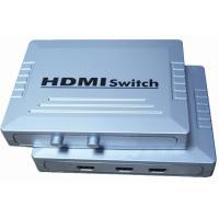 China 2 Port HDMI switch selection, 2 by 1 2 input 1 output, HDMI 1.4 Version on sale