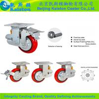 Quality KI2046 Kaiston manufactured damping casters wholesale