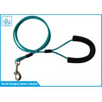 China Mighty Paw Chew Proof Dog Leash With Coated Steel Cable And Soft Padded Handle factory
