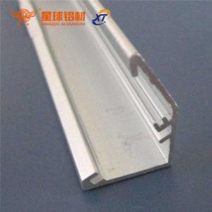 China double side aluminum frame led custom light aluminum extrusion profile for led advertising edgelit light box factory