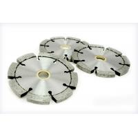 China High Speed Diamond Cutting  Blade , Concrete Cutting Blades For Angle Grinder on sale