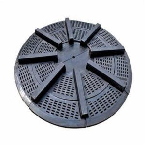 China HB 250 High Manganese Casting Liner Plate Mining Machine Spare Parts factory