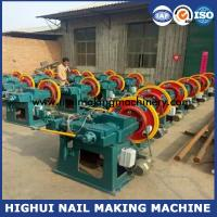Buy cheap China High speed Low noise z94-5c Automatic nails making machine from wholesalers