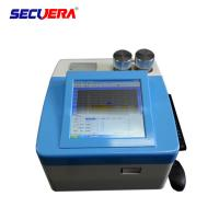Buy cheap SE1000 Security Portable Bomb and Explosives Detection Detector NTD from wholesalers