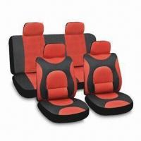 China Seat Cover, Easy to Clean, Available in Red factory