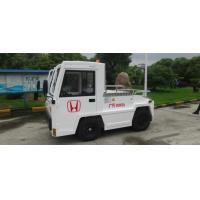 China FAAM Electric Baggage Tractor , Low Noise Airline Ground Support Equipment factory