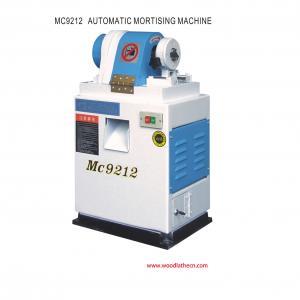 MC9212 Wooden pole Automatic mortising machine