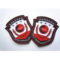 China Decorative Custom Clothing Patches factory