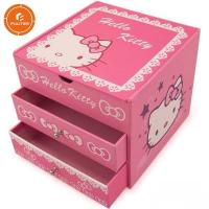 Buy cheap Personalised gift box custom logo kraft paper creative drawer packaging case from wholesalers