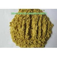 Buy cheap Dehydrated ginger power 100-120 mesh,pure natural orgnic produts from wholesalers