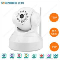 China 720p 24 hours safe guard wireless camera home surveillance on sale