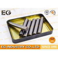 Buy cheap Crucible Solid Graphite Rod 10.4 x 100mm For Gold Stir Molten Polished Mirror Surface from Wholesalers