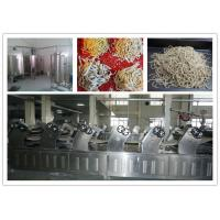 Buy cheap CE ISO Certificated Fresh Noodle Maker Production Line For 2-20t Per 8 Hour Noodle from Wholesalers