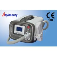 Buy cheap Portable Laser Tattoo Removal Machine / Black Nevus , Age Pigment Removel Equipment from Wholesalers