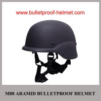 Buy cheap Wholesale Cheap China Army Green Military Police M88 Aramid Bulletproof Helmet from Wholesalers