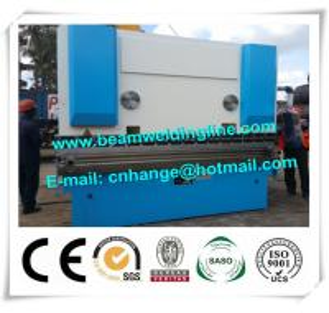 China CNC And NC Sheet Metal Bending Machine Hydraulic Press Brake Machine factory