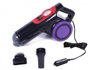 China Dc12v Two Brushes 72W Portable Car Vacuum Cleaner factory