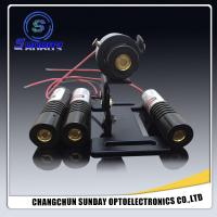 Buy cheap 520nm 532nm 100mW 200mW Green Laser Module Dot Line Cross 9*23mm,10*30mm,12*40mm,16*70mm or Customer Size Made in China from wholesalers