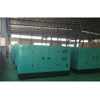 Quality Outdoor Cummins Diesel Generator 128kw 160kva Power Engine Silent Enclosure 50 for sale