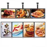 China Poster Tension Outdoor Led Billboard Signs , Bright Light Box Advertising Displays on sale