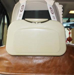 China Car drinking holder / car tray table / car seat tray factory