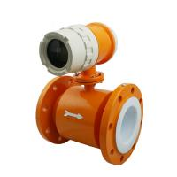 Buy cheap High quality Compact Type Electromagnetic Flow Meter to highest 15m/s flow rate from Wholesalers