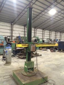 China CE Slewing Drive Boom Welding Head  Manipulator Machine factory