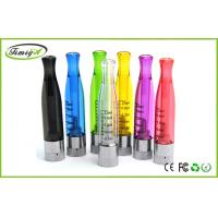 China Long life 2ml Refill E Cigarette H2 Atomizer Clearomizer Replaceable coils , no burnt tast on sale