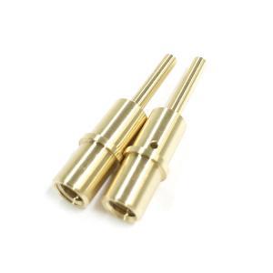 China Machined Lathe Turning Brass H59 Shaft Locking Pin factory