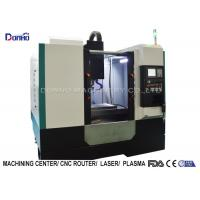 China FANUC Spindle Motor CNC Vertical Machining Center For Zinc Processing on sale
