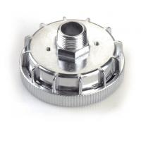 Buy cheap High Performance Air Compressor Parts Metal Direct Inlet Air Filter Assemblies from wholesalers