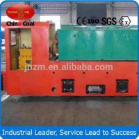 Buy cheap 12T Steel Electric locomotive for mining from Wholesalers