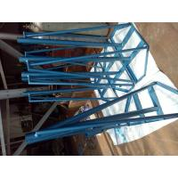 Buy cheap Hydraulic Cable Reel Stand Cable Manuacturing Equipment 5 - 10 Ton With Wheels from wholesalers