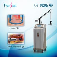 Buy cheap 10.4 inch screen 30W RF gray color Fractional co2 laser  to professinal scar removal from Wholesalers