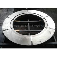 China Quenching + Tempering Stainless Steel Forging Ring EN 10250-4:1999 X12Cr13 1.4006 factory