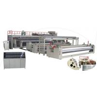 China LDPE/HDPE Geomembrane sheet extrusion production line factory