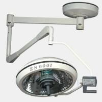 China Whole Reflector Shadowless Operation Lamp ZS600I,Ceiling type,Single arm surgical light for Veterinary operation on sale