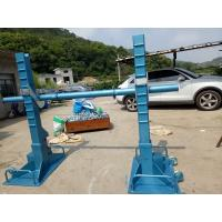 Buy cheap High Performance Cable Handling Equipment Cable Drum Hydraulic Reel Stand 15T - from wholesalers