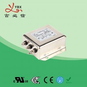 China 150A Passive Inverter EMI Filter , EMC Mains Filter For Servo Motor factory